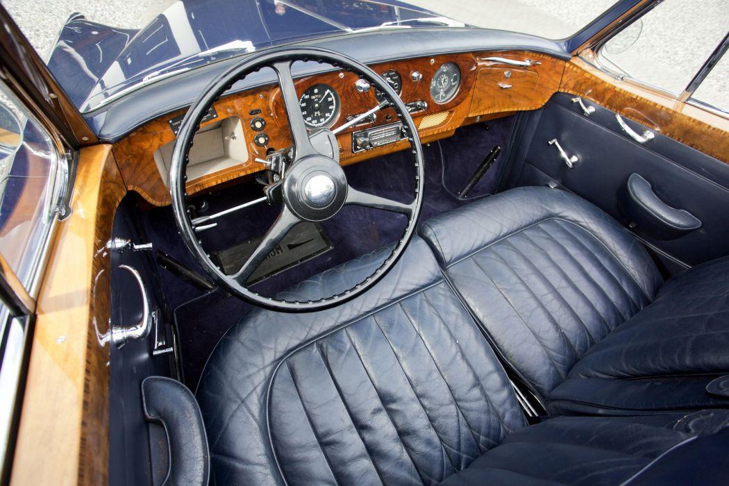 1959 Bentley S1 Drophead Coupe Mulliner luxury retro s-1 wallpaper