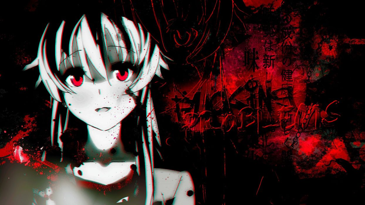 Mirai Nikki HD Wallpapers Background Images Wallpaper