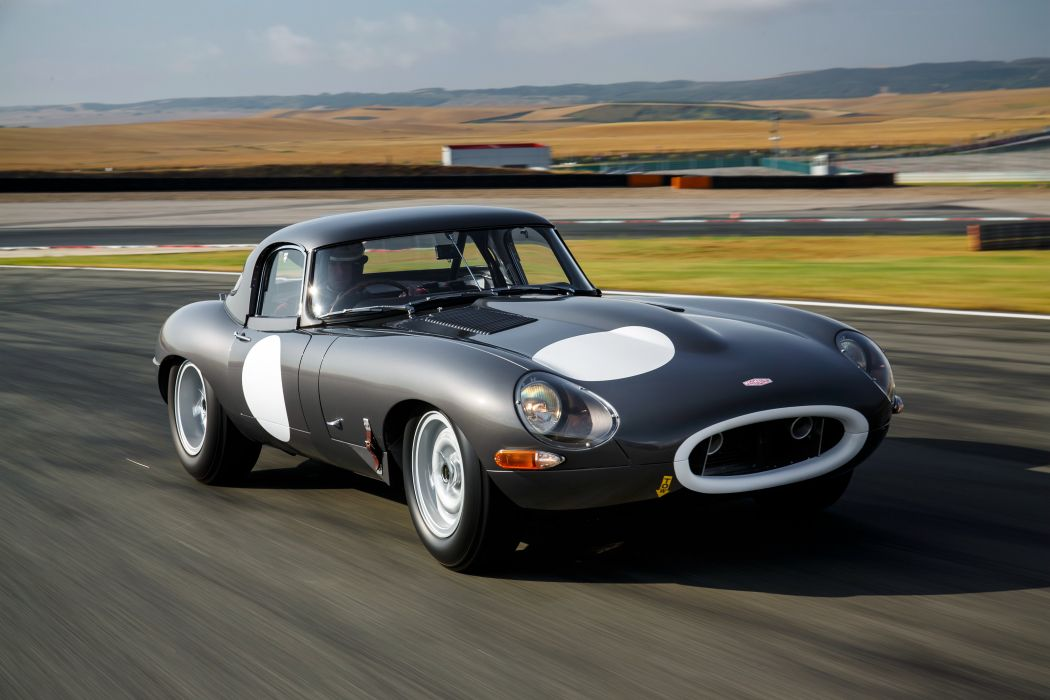 2014 Jaguar Lightweight E-Type supervar race racing wallpaper