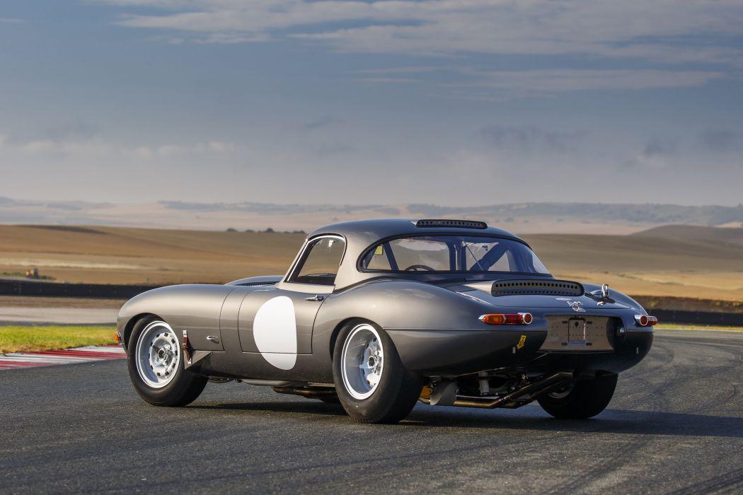 2014 Jaguar Lightweight E-Type supervar race racing wallpaper