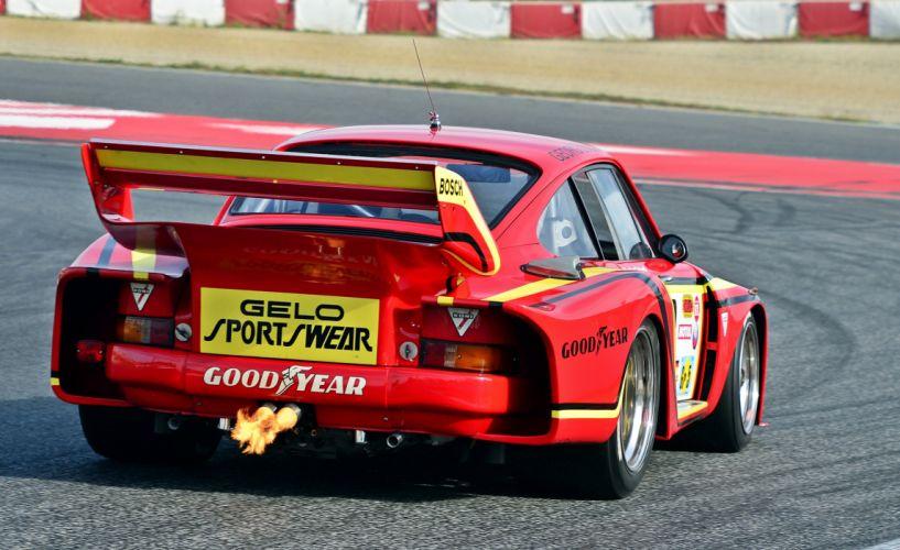 1978 Porsche 935-78 race racing 935 rally wallpaper