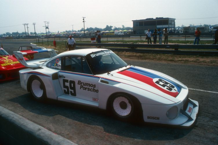 1978 Porsche 935-77A Customer race racing rally 935 wallpaper
