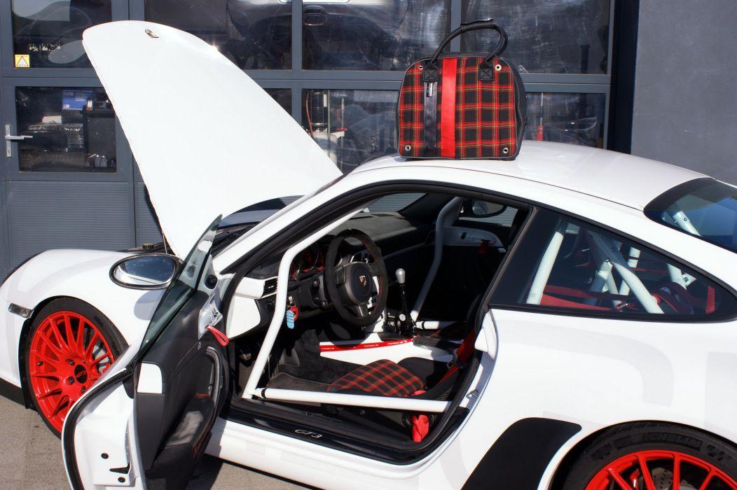 2015 Kaege Porsche 911 GT3 Clubsport 997 supercar tuning wallpaper