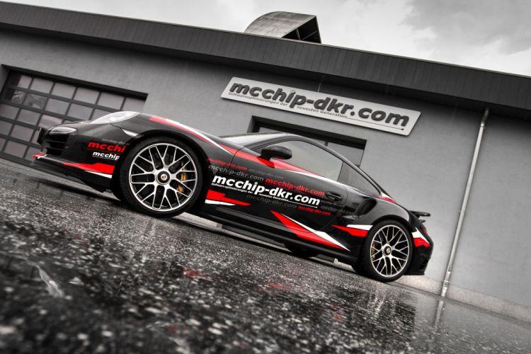 2015 McChip-DKR Porsche 911 Turbo S 991 tuning wallpaper