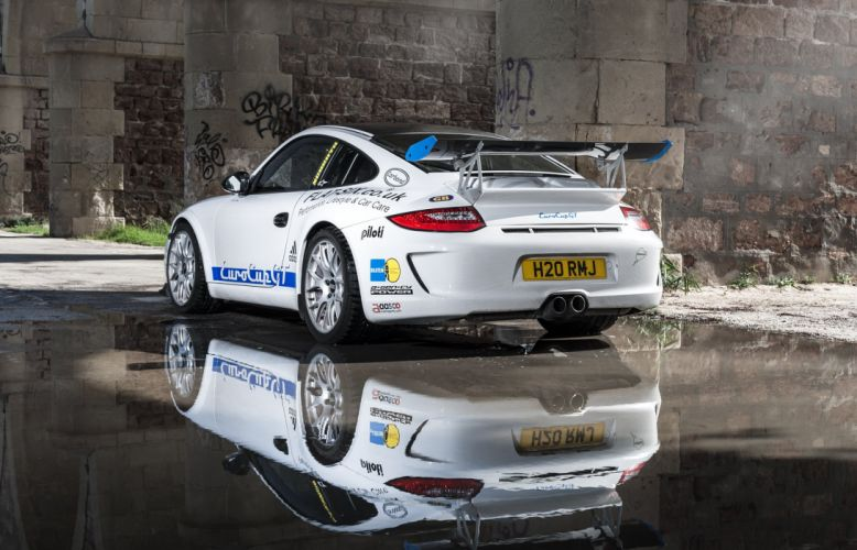 2010 EuroCupGT Porsche 911 Carrera S Coupe 997 wallpaper