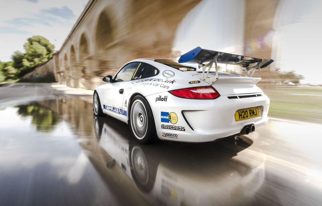 2010 EuroCupGT Porsche 911 Carrera S Coupe 997 wallpaper