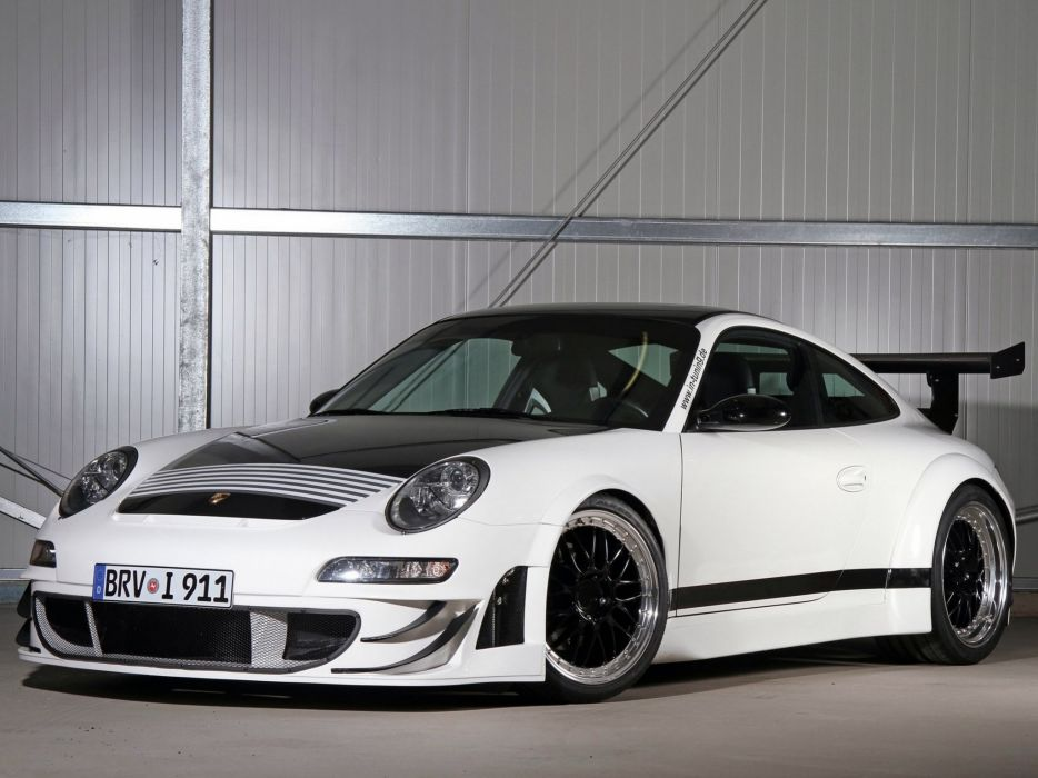 2014 Ingo-Noak-Tuning Porsche 911 997 tuning wallpaper