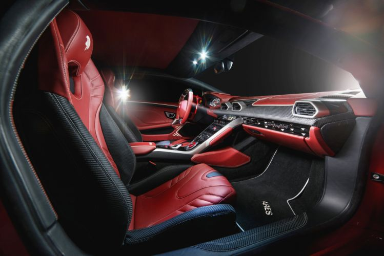 2015 Ares-Design Lamborghini Huracan LB724 supercar wallpaper