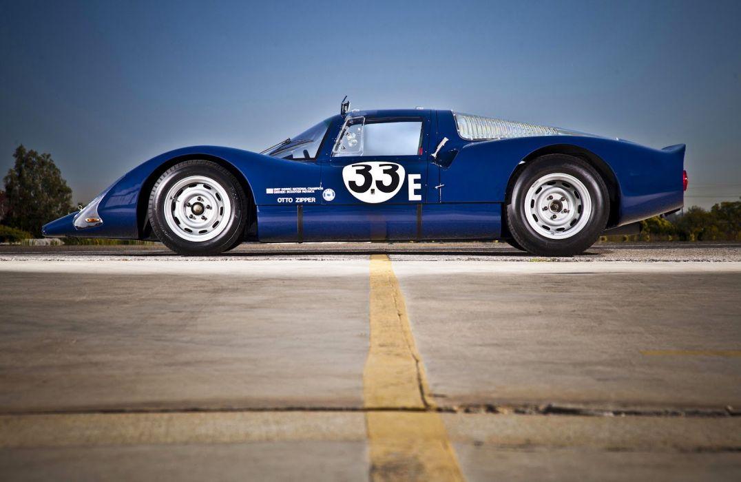 1967 Porsche 906E Racing Coupe 159 race classic wallpaper
