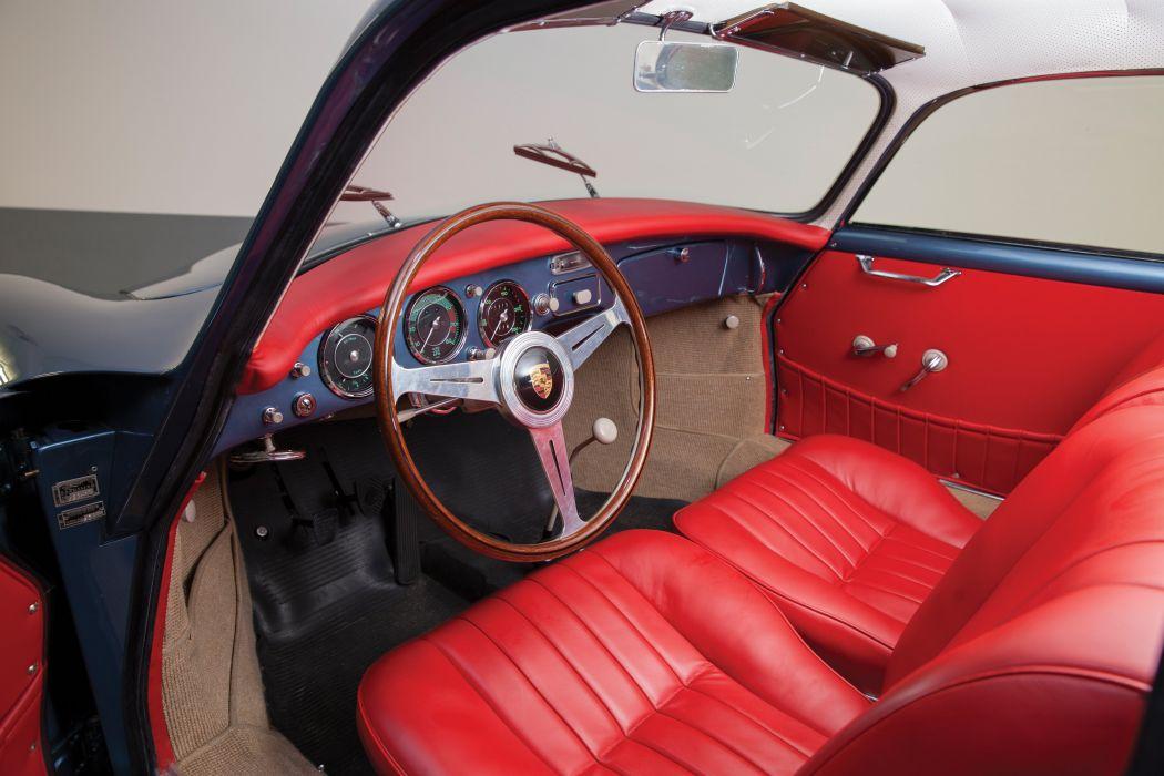 1957 Porsche 356A 1500 G-S Carrera Coupe T-1 retro wallpaper