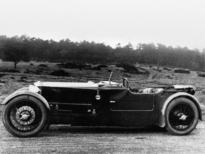 1925 razer Nash 1-5Litre Fast Tourer vintage wallpaper