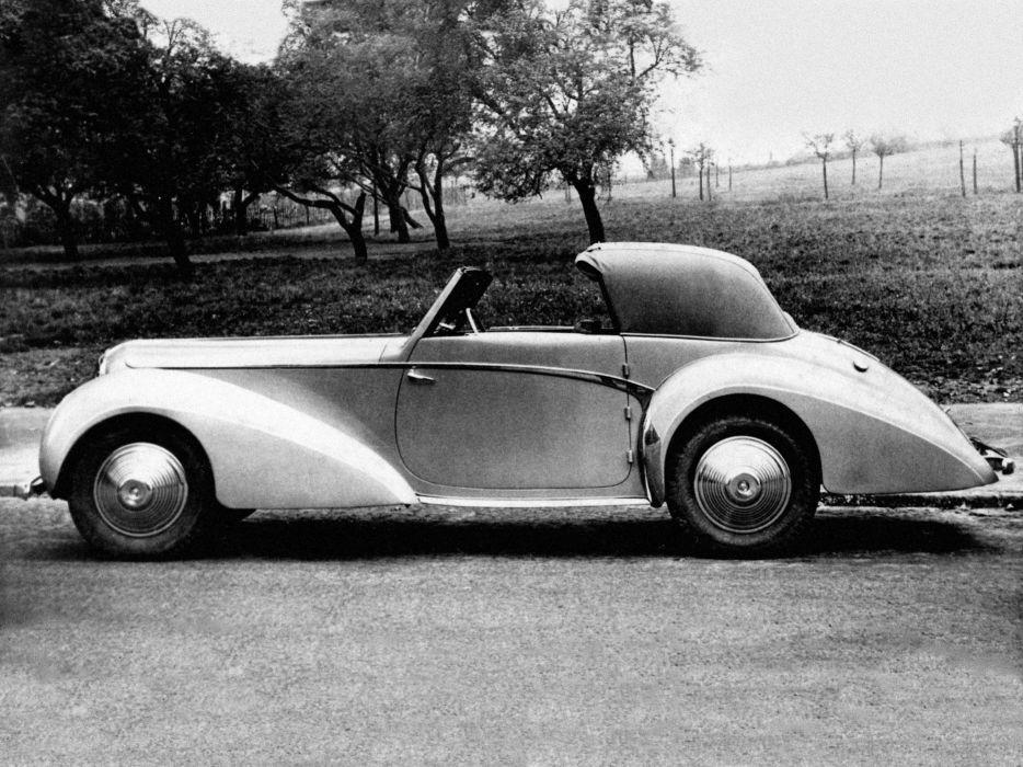 1948 Delahaye 135 M Sedanca Coupe par Pennock luxury retr wallpaper