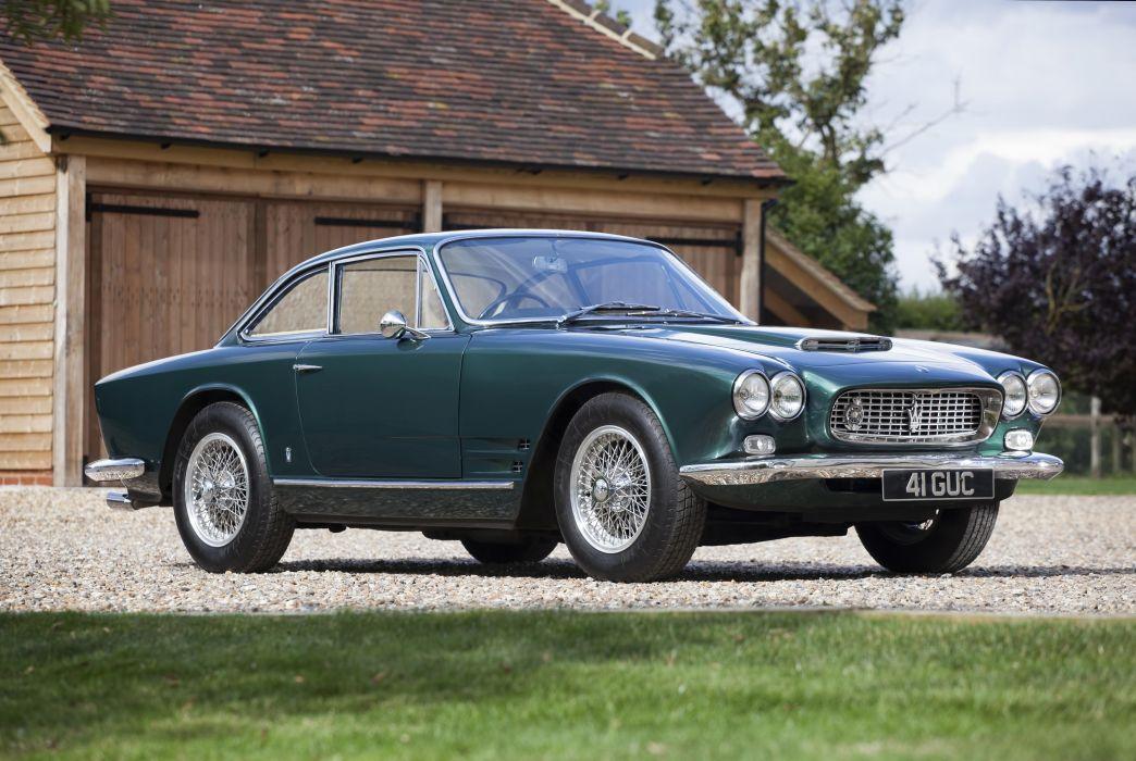 1963-65 Maserati 3500 GTi Sebring UK-spec AM101 classic wallpaper
