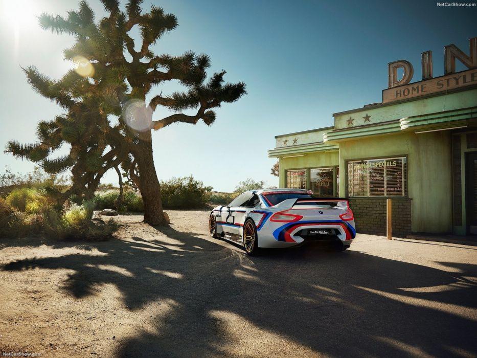 BMW 3-0 CSL Hommage-R Concept 2015 wallpaper