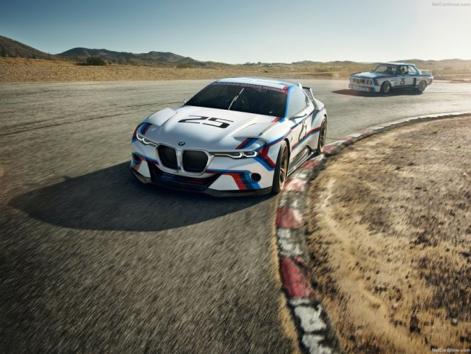 BMW 3-0 CSL Hommage-R Concept 2015 wallpaper