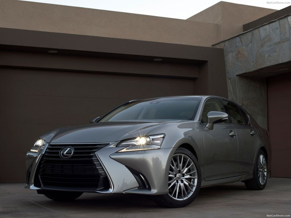 Lexus-GS 200t cars sedan 2016 wallpaper