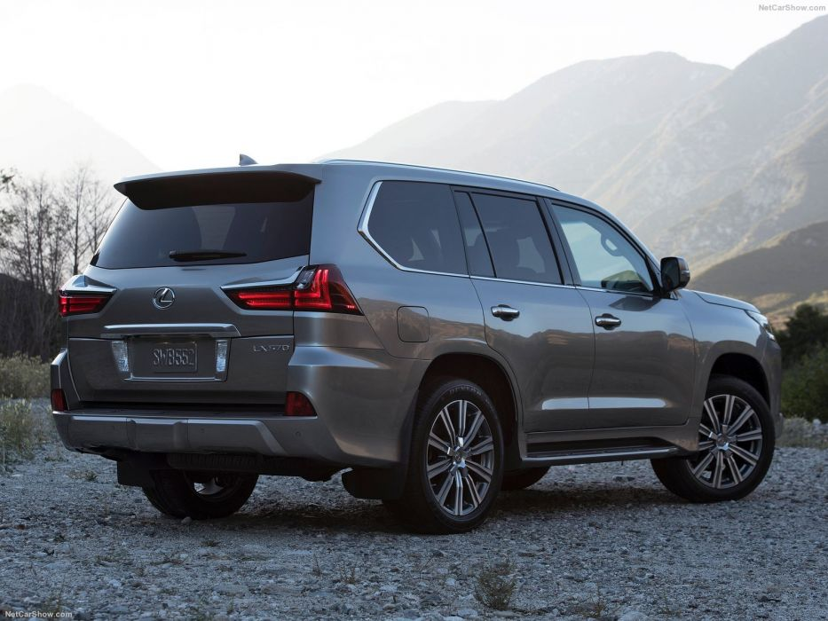 Lexus LX-570 cars suv 2016 wallpaper