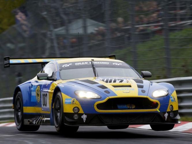 2012 Aston Martin V12 Vantage GT3 race rsacing wallpaper