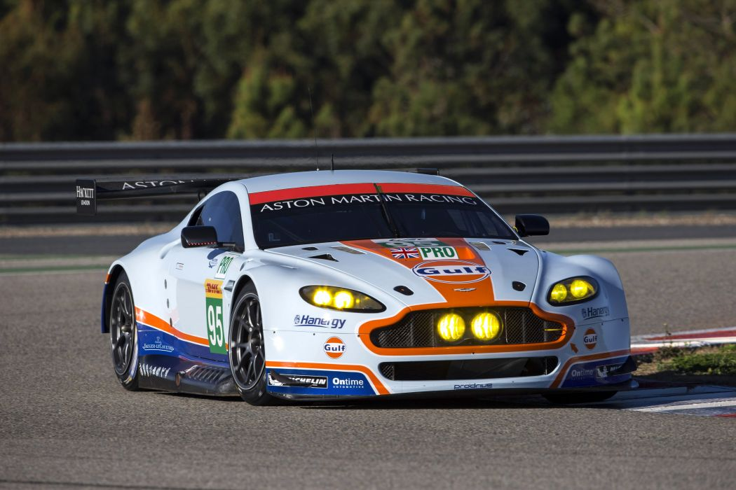 2012 Aston Martin V12 Vantage GT3 race rsacing wallpaper