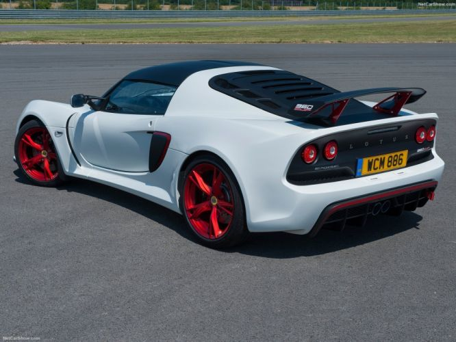 Lotus Exige 360 Cup cars coupe 2016 wallpaper