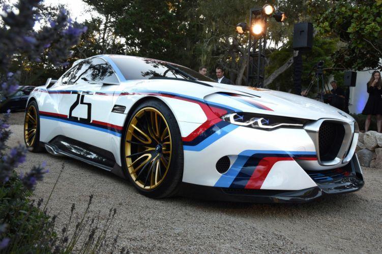 2015 3-0 BMW Concept csl Hommage-R wallpaper