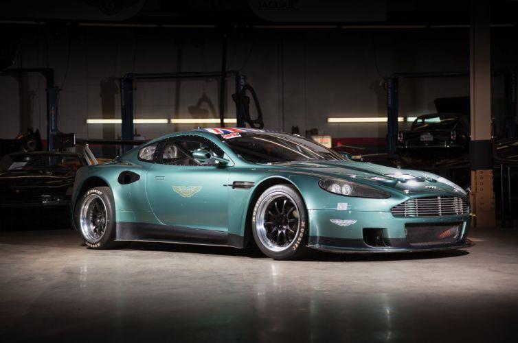 2006 Aston Martin DBRS9 race racing supercar wallpaper