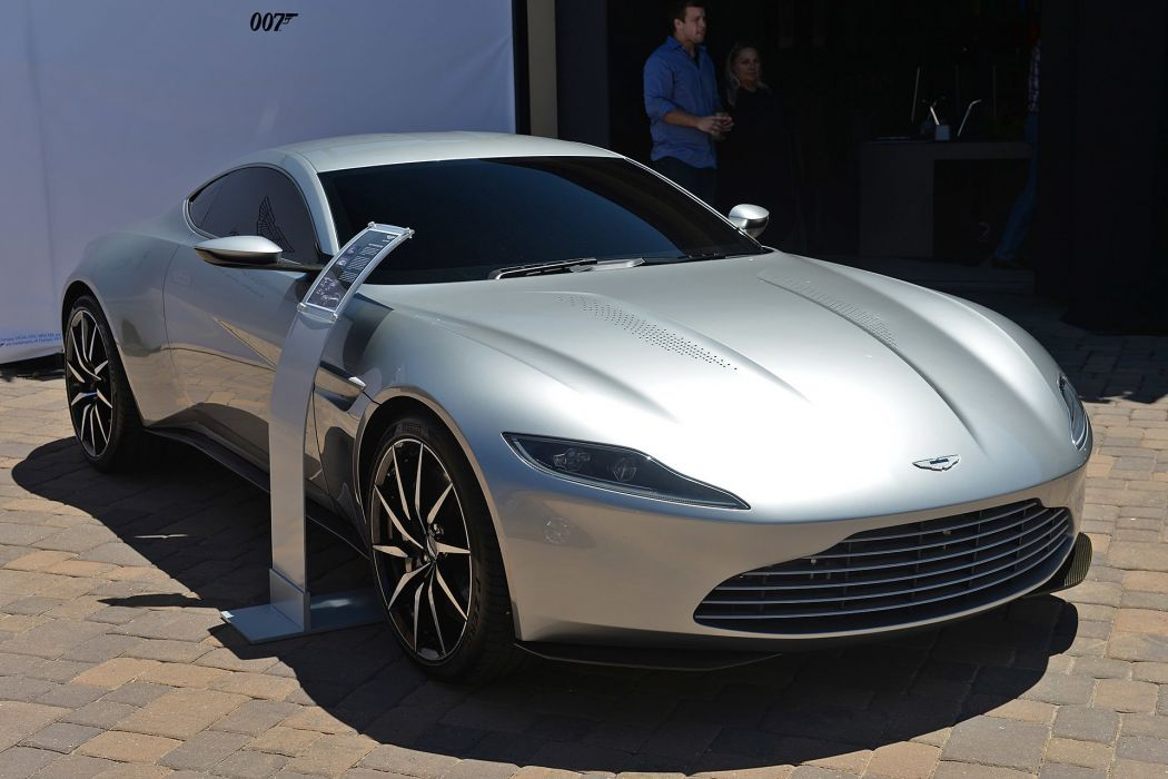 Aston Martin db10 coupe cars 2016 wallpaper