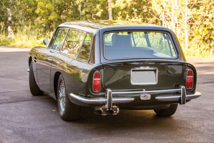 1965 Aston Martin DB6 Vantage Shooting Brake Harold Radford stationwagon classic wallpaper
