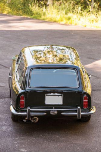 1965 Aston Martin DB6 Vantage Shooting Brake Harold Radford stationwagon classic wallpaper