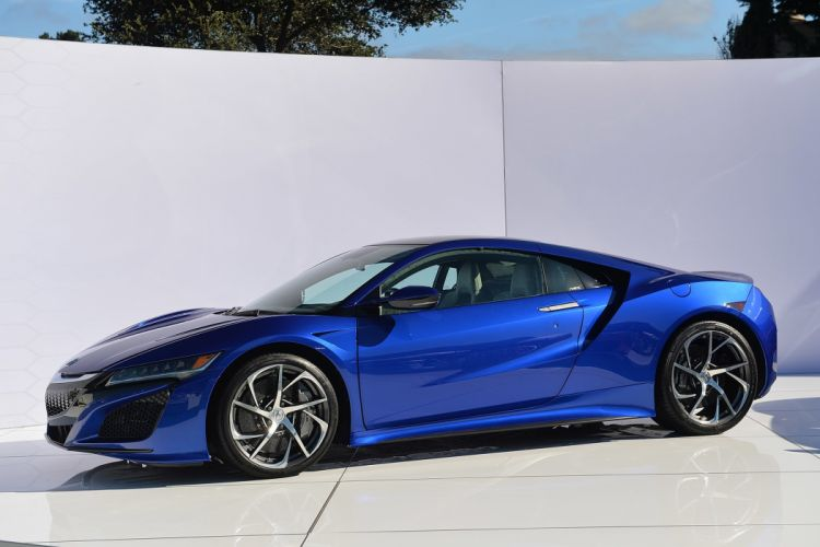 2016 acura cars Coupe nsx supercars wallpaper