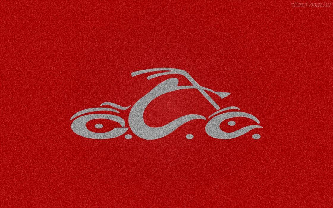 Orange County Choppers Occ Custom Chopper Hot Rod Rods Bike Motorbike Motorcycle American Poster Wallpaper