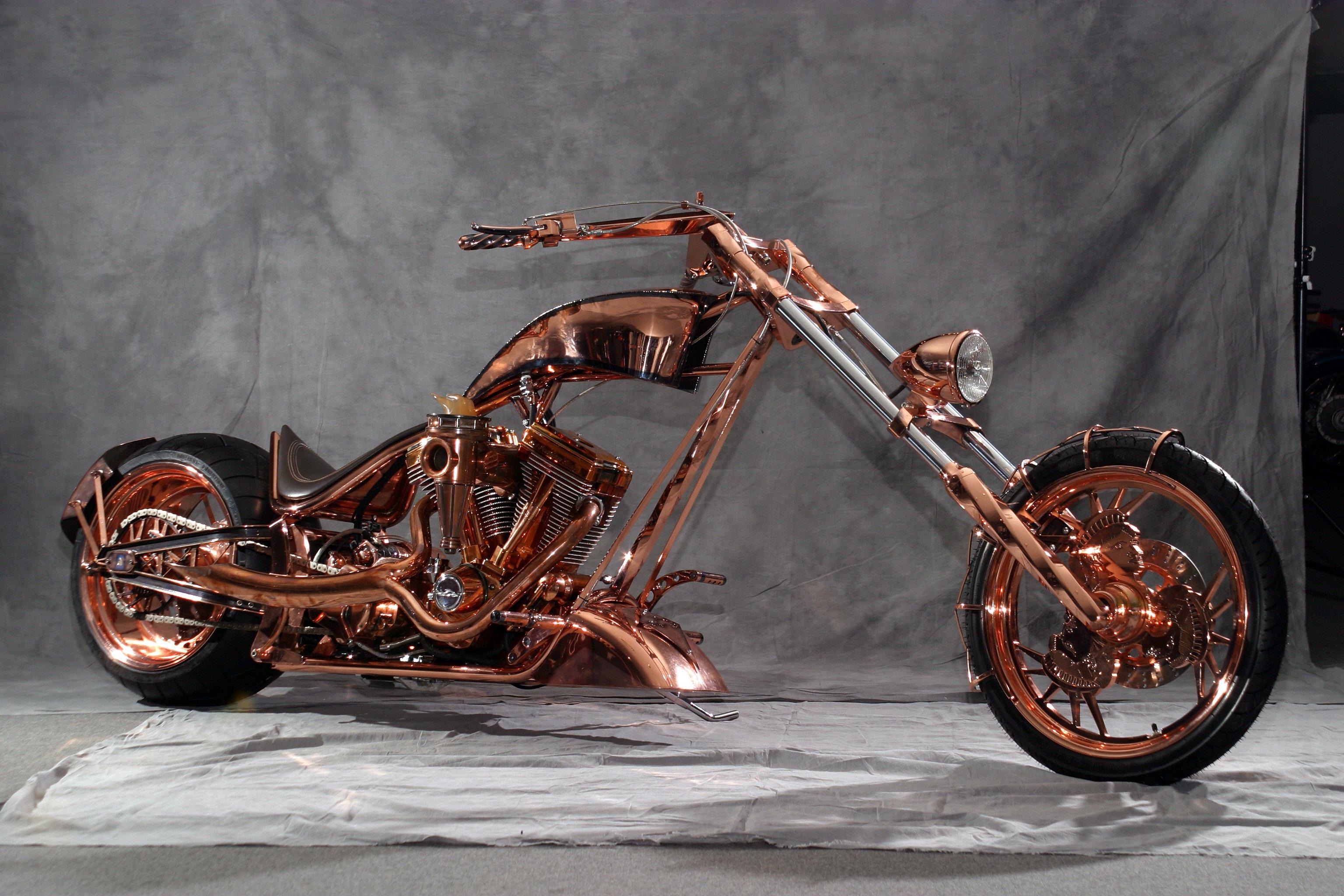 Orange County Choppers Chopper Bike Orange County Choppers Occ