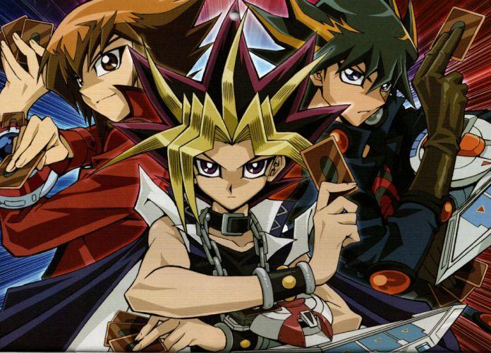 Yu-Gi-Oh! GX wallpaper
