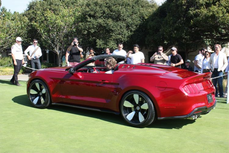 Galpin Fisker Rocket Speedster ford mustang 2015 wallpaper