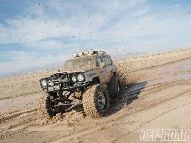 JEEP suv 4x4 truck offroad wallpaper