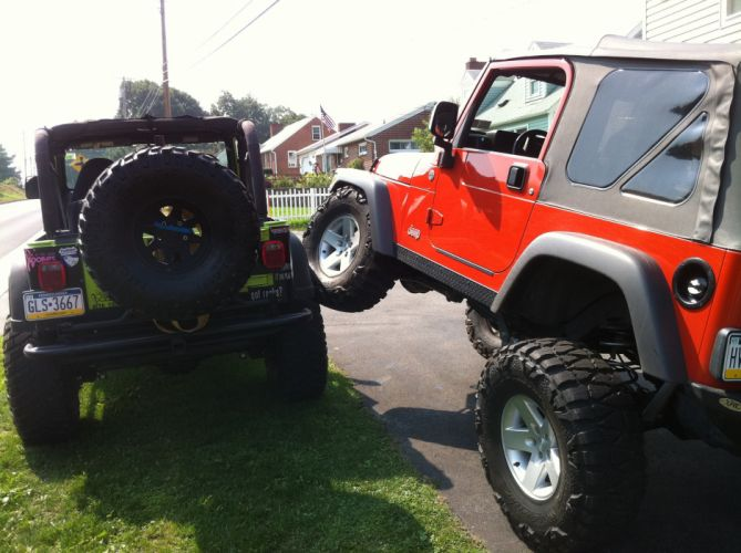 JEEP suv 4x4 truck offroad wallpaper