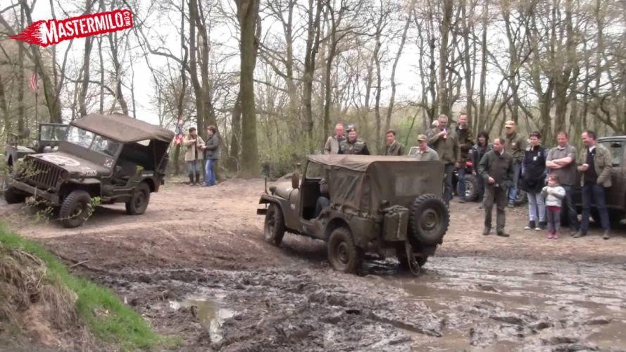 JEEP suv 4x4 truck offroad military wallpaper