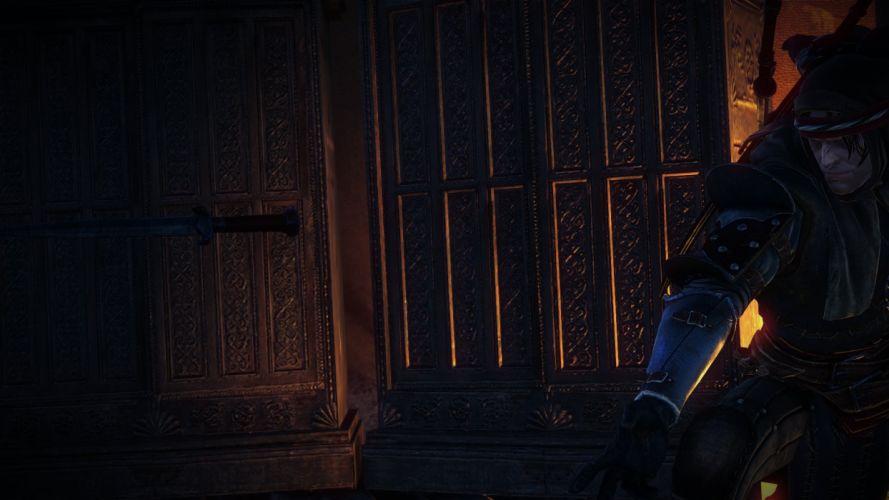 The Witcher 2 Assassins of Kings Dagger Serrit wallpaper