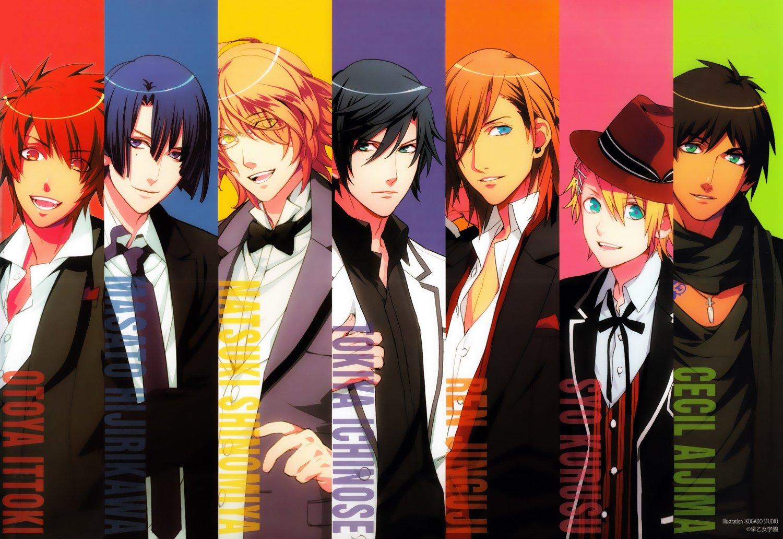 No Love Boy Wallpaper : Uta no prince-sama characters wallpaper 1500x1032 ...