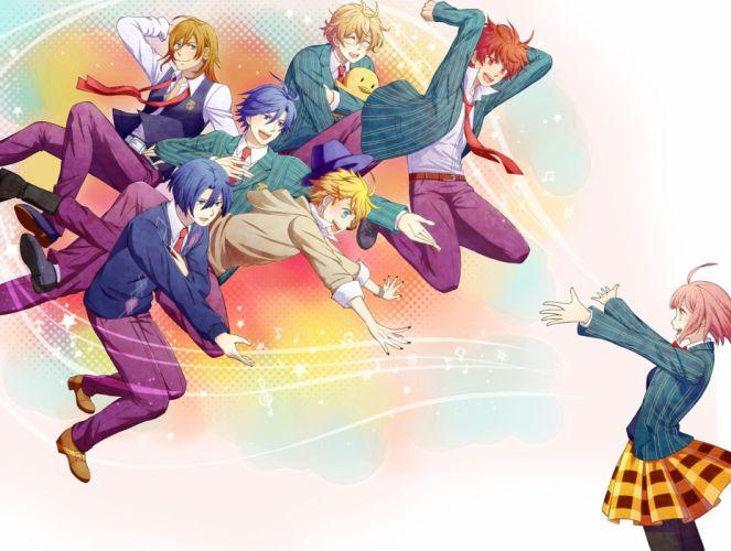 Uta no prince-sama wallpaper