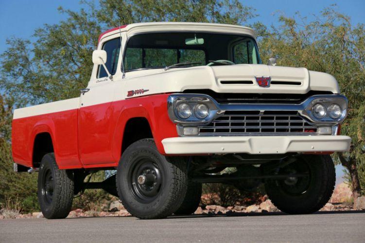 4x4 offroad truck custom wallpaper