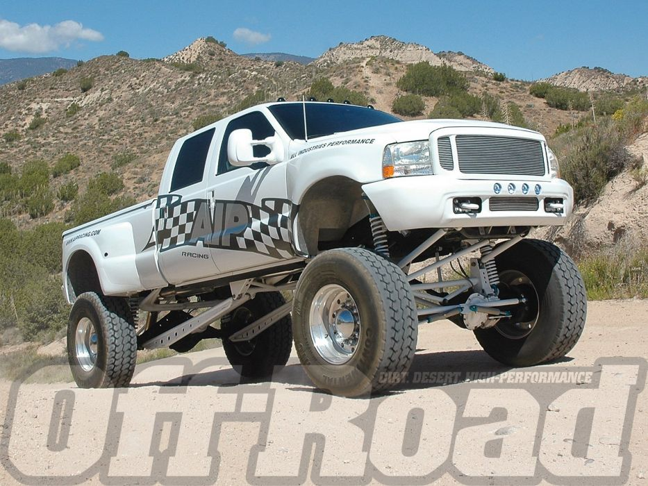 4x4 offroad truck custom wallpaper