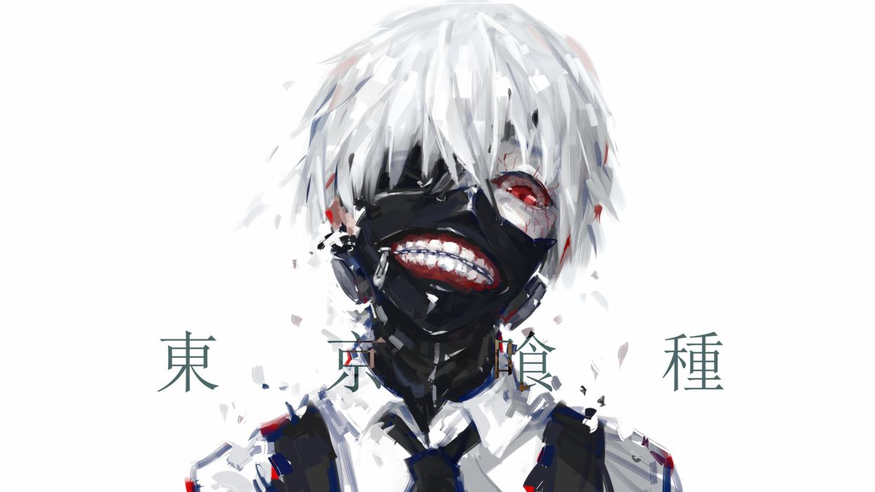 Kaneki Tokyo ghoul wallpaper