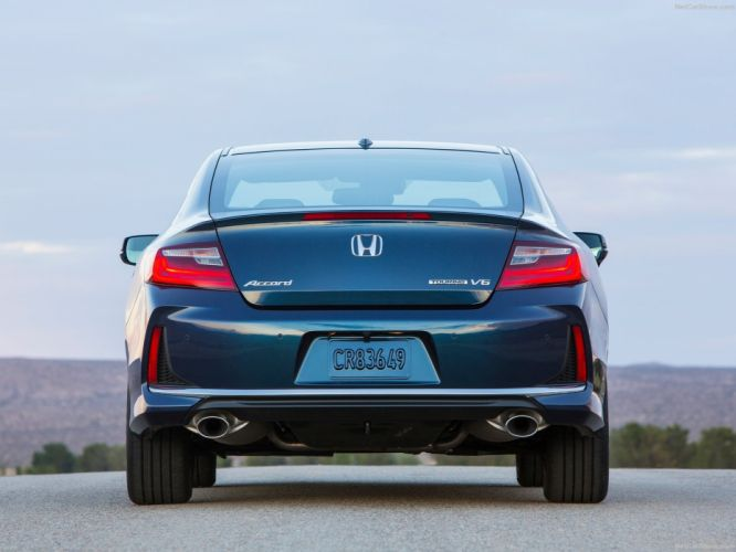Honda Accord cars coupe 2016 v6-touring wallpaper