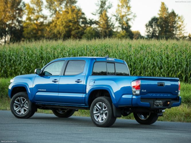 Toyota Tacoma cars truck pickup 4x4 v 6 limited wallpaper