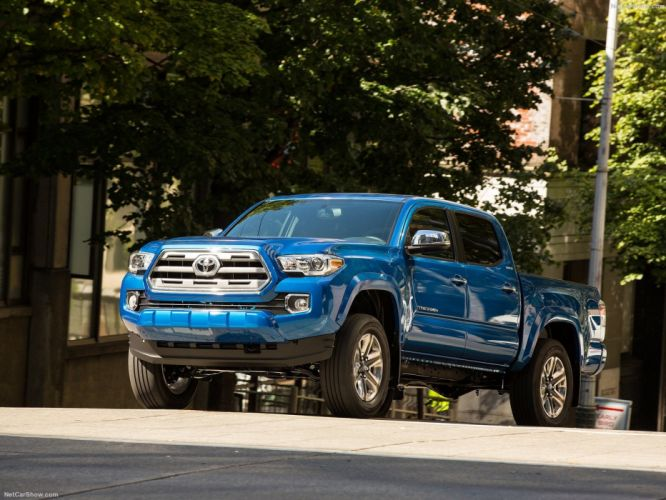 Toyota Tacoma cqrs truck pickup 4x4 v 6 limited wallpaper