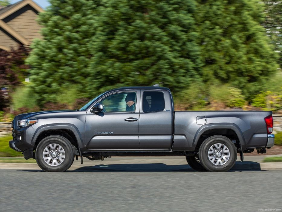Toyota Tacoma cqrs truck pickup 4x4 v 6 acces wallpaper
