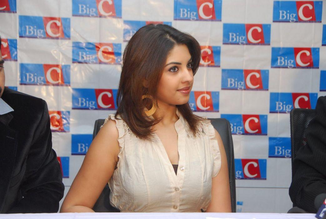 Richa Gangopadhyay at Big C 8th Anniversary Celebrations Stills (2) wallpaper