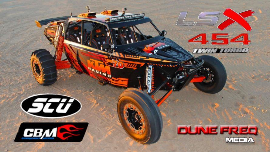 SANDRAIL dunebuggy offroad cusstom atv baja hot rod rods wallpaper