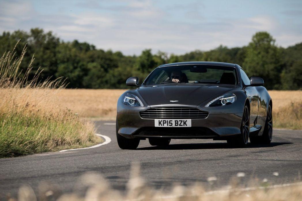 Aston Martin DB9-GT UK-spec coupe cars 2015 wallpaper
